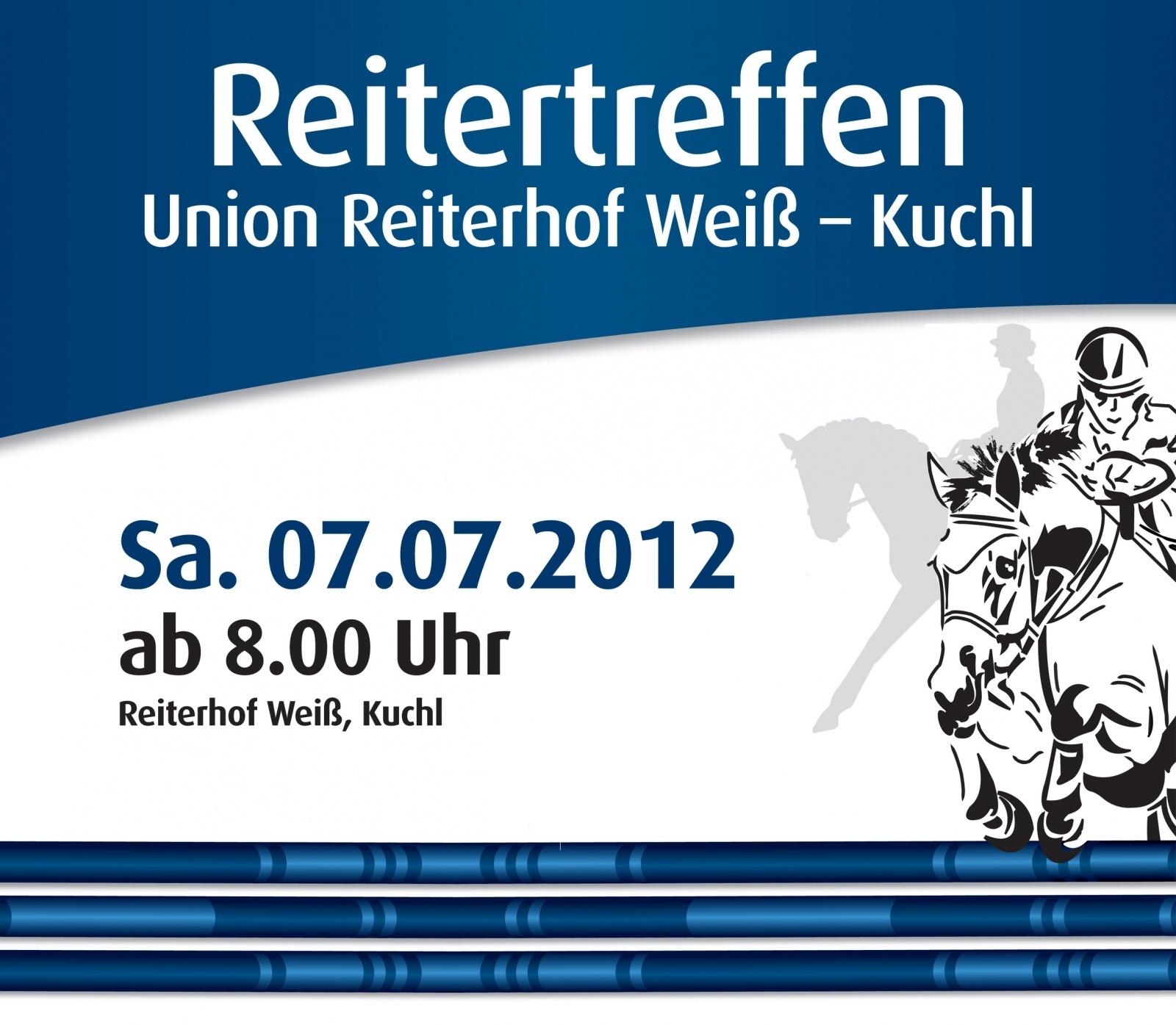 Reitertreffen 2012
